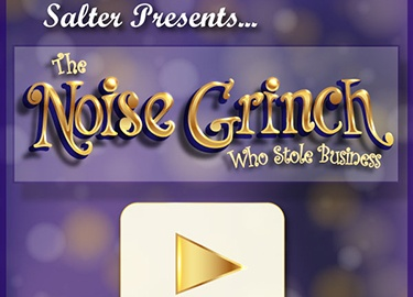 The Noise Grinch Who Stole Business Holiday Video Wins SMPS National Marketing Communications Award